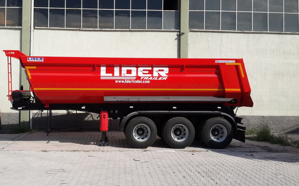 U Type Semi Trailer
